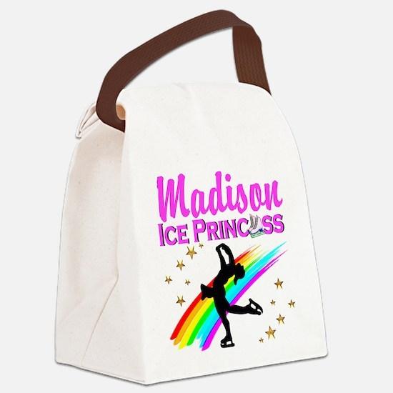 CUSTOM SKATER Canvas Lunch Bag