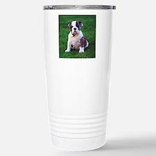 Cool French bull dogs Travel Mug