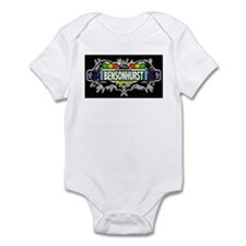 Bensonhurst (Black) Infant Bodysuit