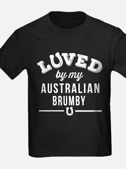 Australian Brumby Horse Lover T