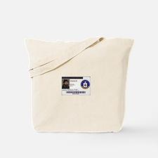Cute National security Tote Bag