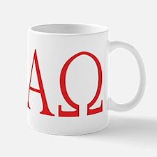 Alpha Omega Mugs