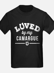 Camargue Horse Lover T