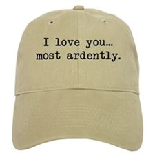 Most Ardently - Mr. Darcy Baseball Cap