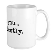 Most Ardently - Mr. Darcy Mug