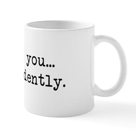 Most Ardently - Mr. Darcy Mug