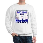 World's Greatest Hockey Coach Sweatshirt