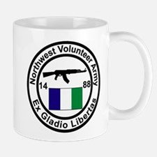 Northwest Front NVA Seal Mugs