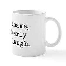 Dearly Love to Laugh Small Mug