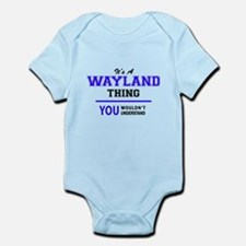 It's WAYLAND thing, you wouldn't underst Body Suit
