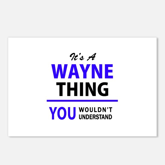 It's WAYNE thing, you wou Postcards (Package of 8)