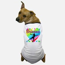 CUSTOM SKATER Dog T-Shirt