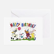 Birthday1 Greeting Cards
