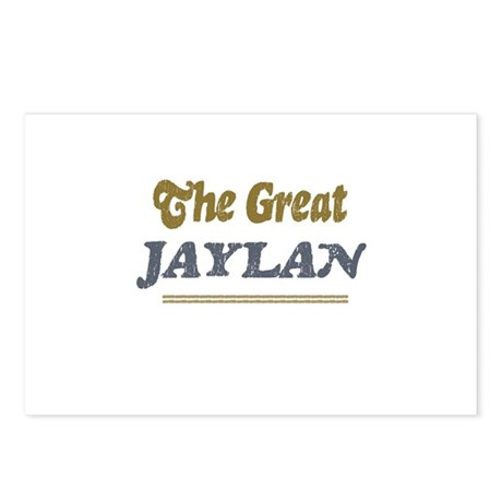 Jaylan Postcards (Package of 8)