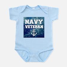 Navy Veteran Body Suit
