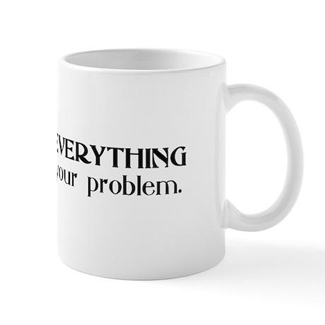 everthingblack Mugs