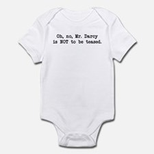 Darcy Not to be Teased Infant Bodysuit