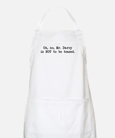 Darcy Not to be Teased BBQ Apron