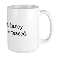 Darcy Not to be Teased Mug