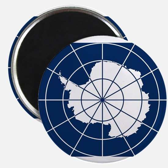 Flag of Antarctica Magnets