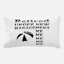 Funny retirement Pillow Case