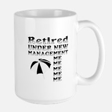 Funny retirement Mugs