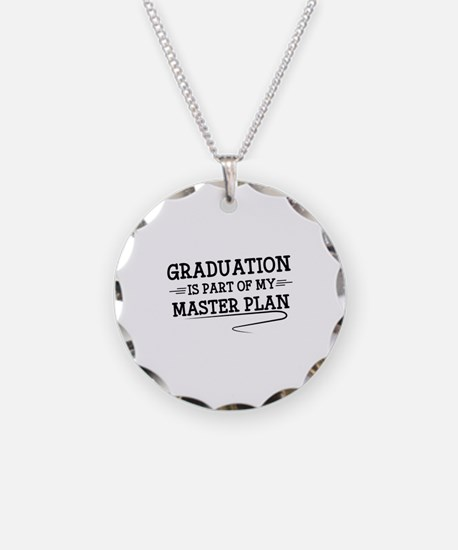 Part Of My Master Plan Necklace