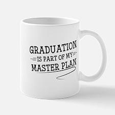 Part Of My Master Plan Mug