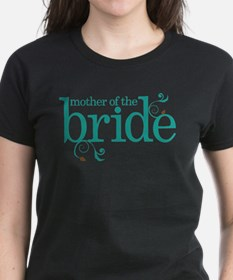 Mother of the Bride Swirl T-Shirt