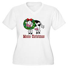 Xmas Cow T-Shirt