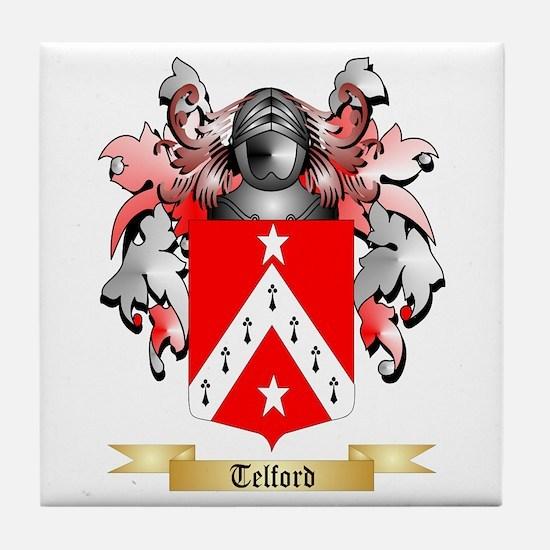 Telford Tile Coaster