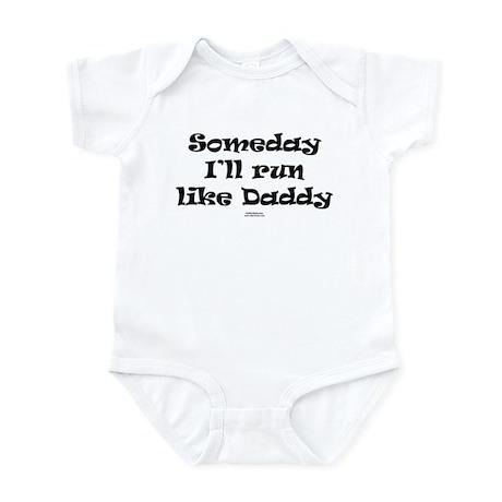 Someday like Daddy Infant Bodysuit