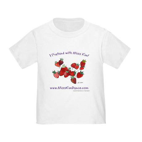 Toddler T-Shirt (Strawberries)