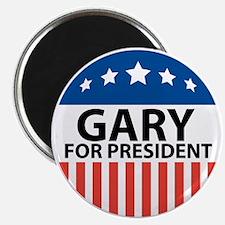 Gary For President Magnets