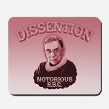 Dissention RBG Mousepad
