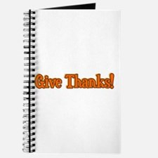 Give Thanks! Journal