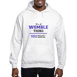 Wombles Hooded Sweatshirt