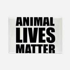 Animal Lives Matter Magnets