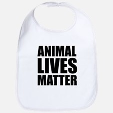 Animal Lives Matter Bib