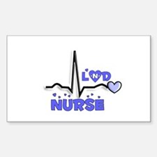 Registered Nurse Specialtie Decal