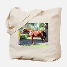 "SECRETARIAT ""Big Red"" Tote Bag"