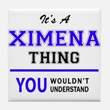 It's XIMENA thing, you wouldn't under Tile Coaster