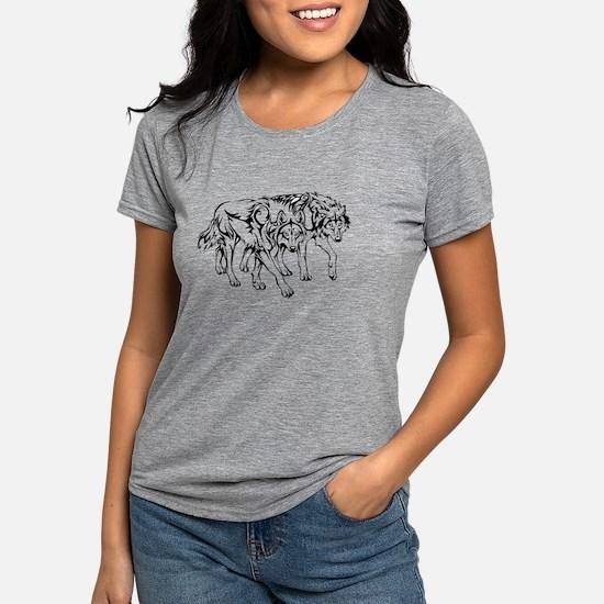wolfpack_tribal_final T-Shirt