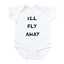 I'll Fly Away Infant Bodysuit