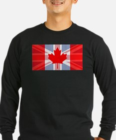 UK/Canada Long Sleeve T-Shirt