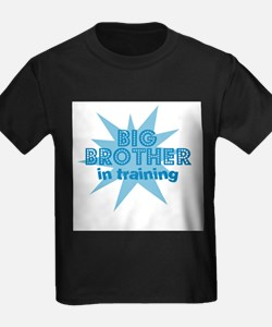 Big Brother in Training Kids T-Shirt