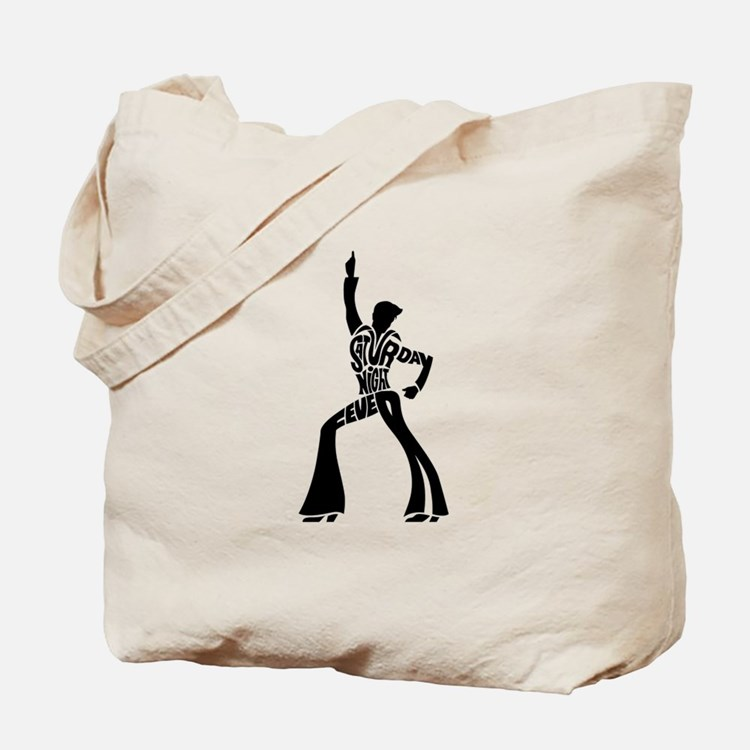 Saturday night fever dancer Tote Bag