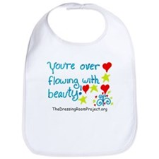 """Overflowing With Beauty"" Bib"