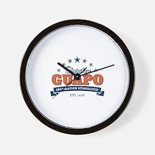Guapo FC Wall Clock