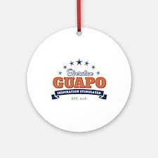 Guapo FC Round Ornament